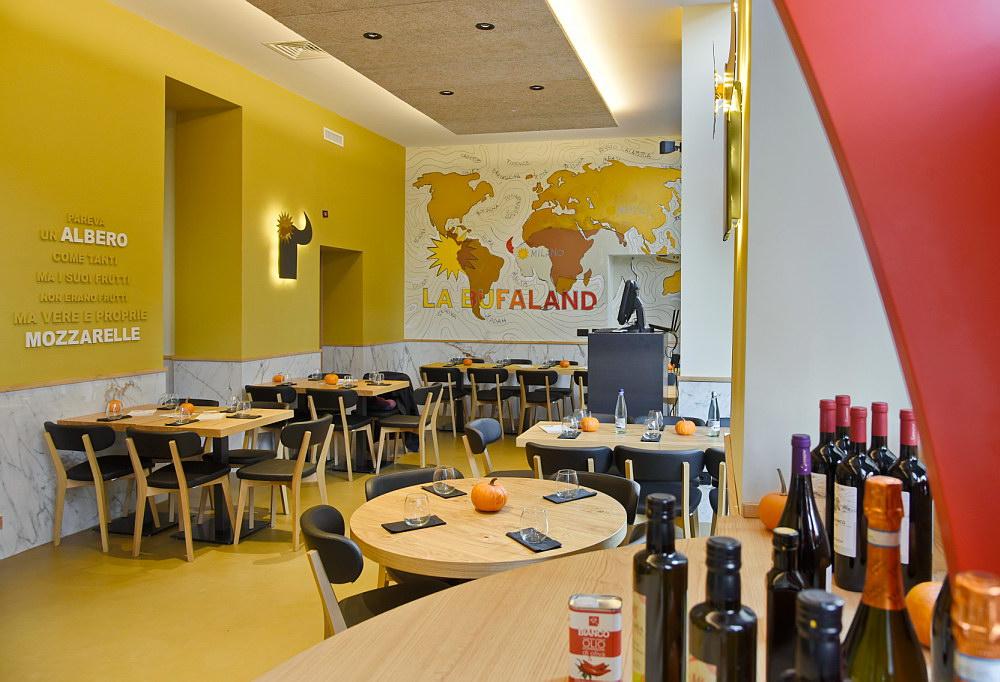 Fratelli la Bufala: inaugurato il terzo flagship store a Milano-Montenero, con pizza, mozzarella di bufala e inediti cocktail