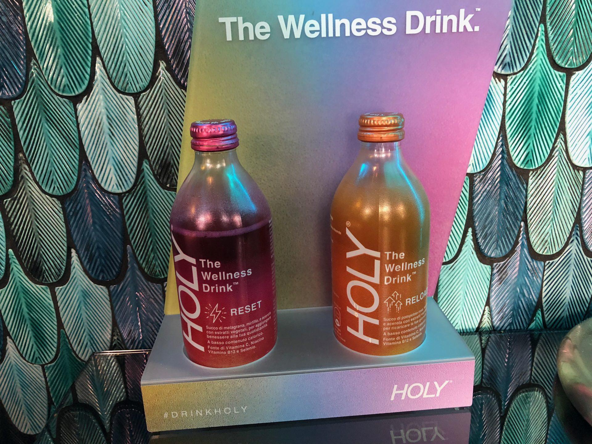 Holy®: carica e benessere per l'organismo