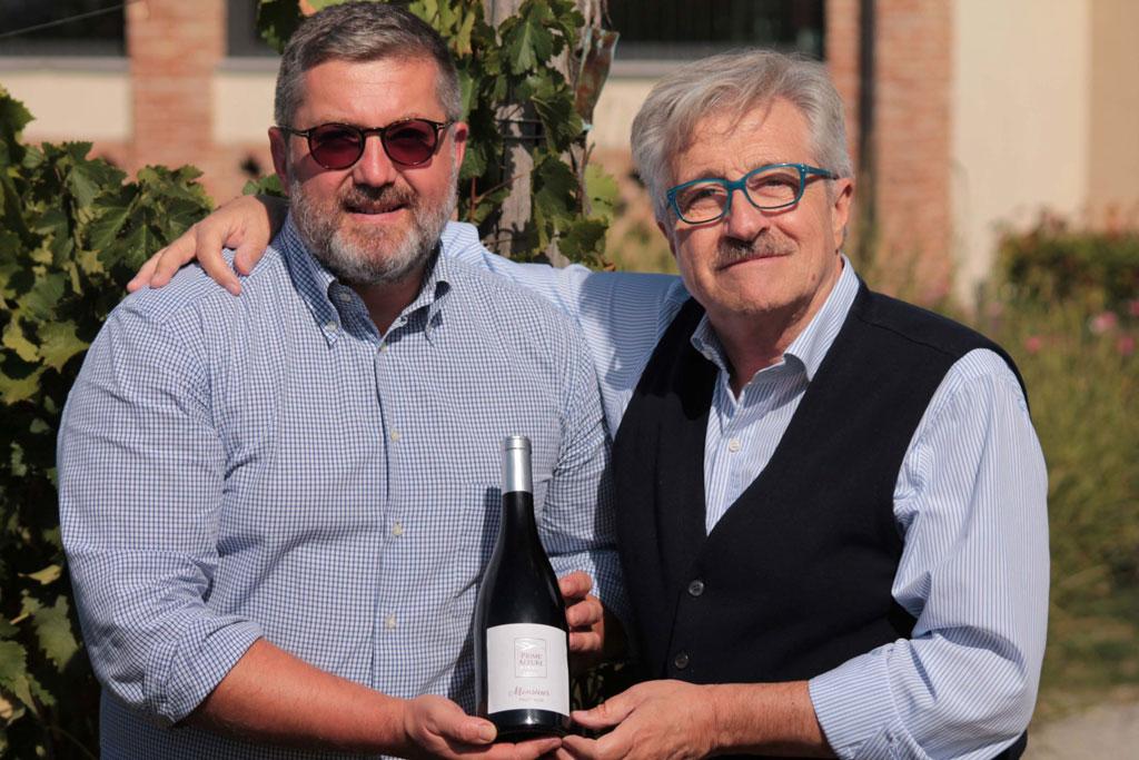 Monsieur Pinot Noir, la realizzazione del sogno di Roberto Lechiancole