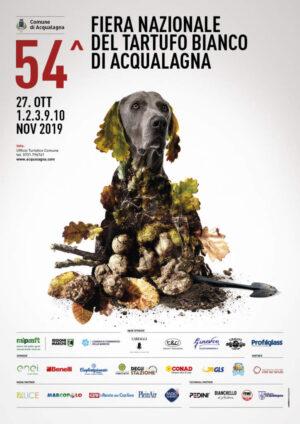 Al via la 54^ Fiera nazionale del Tartufo Biancodi Acqualagna