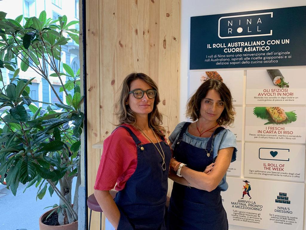 Apre a Milano NinaRoll, per gustare il roll che mixa Australia e Giappone