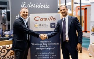 Gruppo Casillo e Pastificio Gentile lanciano ad HostMilano la Filiera Prime Terre- Grano 100% Campano