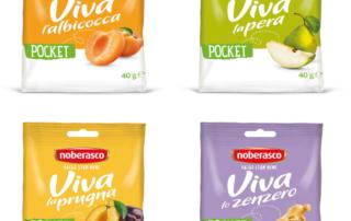 Novità Noberasco: arrivaViva Pocket, la morbida frutta disidratata