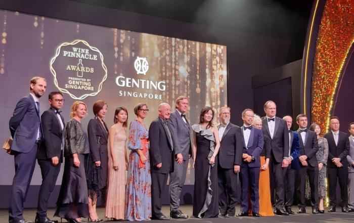 Singapore Wine Awards: al Pinot Grigio Gravner il Black Swan of the Year