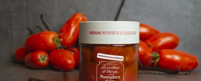 Pomodoro dolce alla vaniglia bourbon: nasce l'ultima eccellenza di Morgan