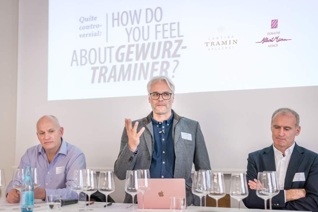 Complessità e stile: un workshop organizzato da Cantina Tramin ha esplorato il mondo del Gewürztraminer