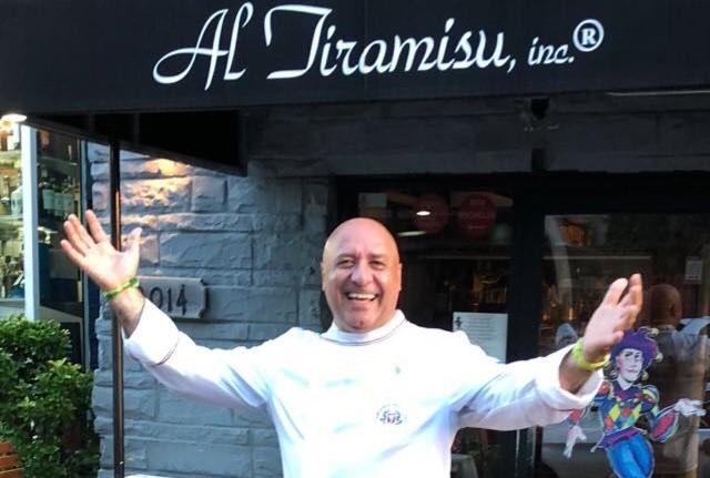 Al Tiramisu: il ristorante italiano di Washington tra i migliori al mondo