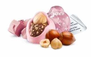 Nasce il cioccolatino Bacio Rosa in Limited edition