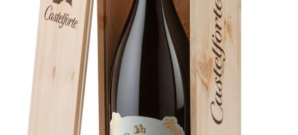 Cantine Riondo lancia i due vini natalizi della linea Castelforte in formato Magnum