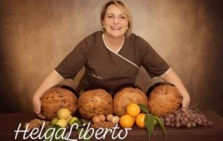 Sapori e profumi del Cilento nei panettoni di Helga Liberto