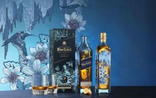 Johnnie Walker Blue Label Rare Side of Scotland, un regalo di Natale prezioso e unico!