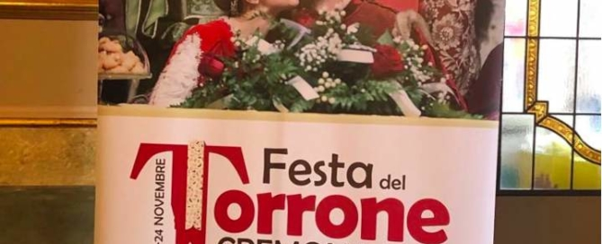 Festa del Torrone di Cremona 2019 all'insegna della creatività