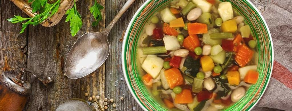 Ricette Minestrone Findus, il comfort food dell'inverno