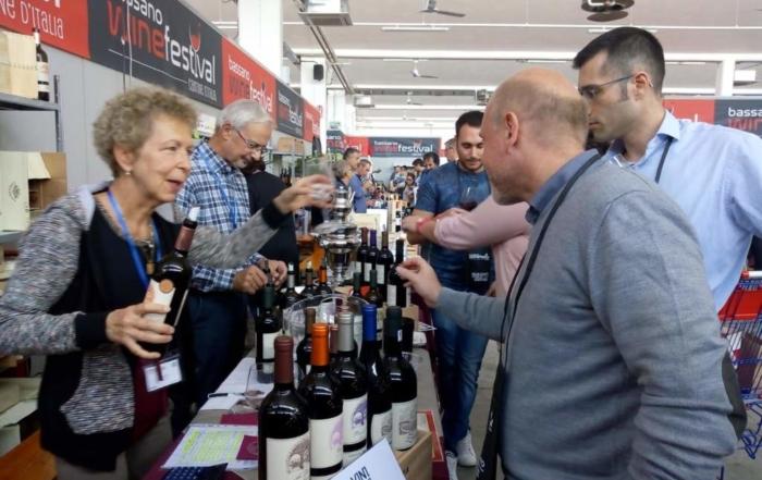 Aspettando il Bassano Wine Festival: due serate all'insegna dell'abbinamento vino e cibo