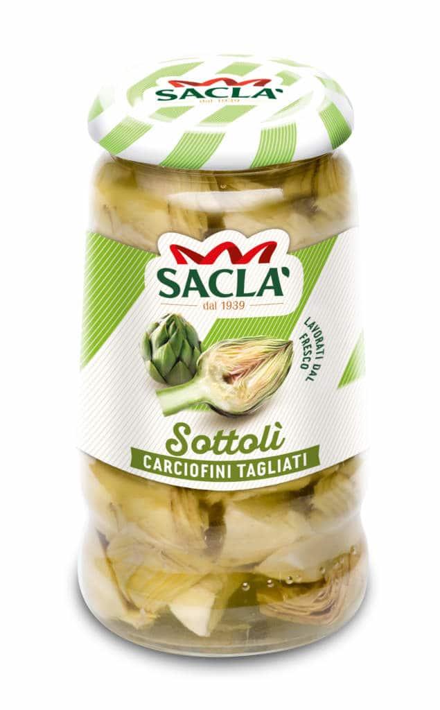 Olive Olivolì snocciolate Saclà, per un pasto veloce e ricco di gusto