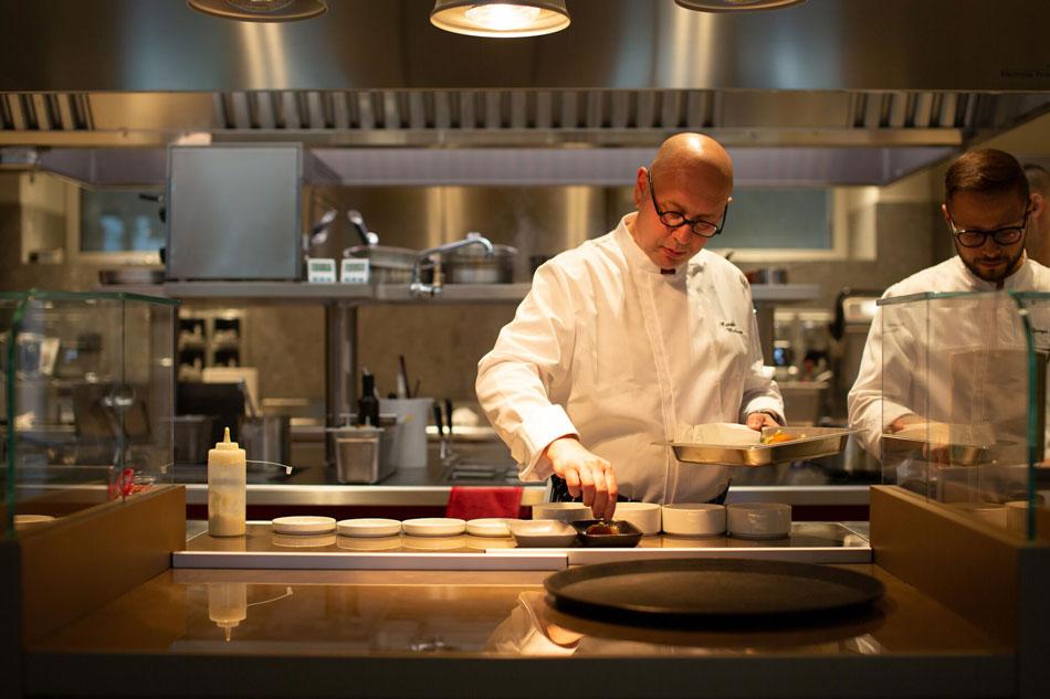 Chef Michelangelo Corrado