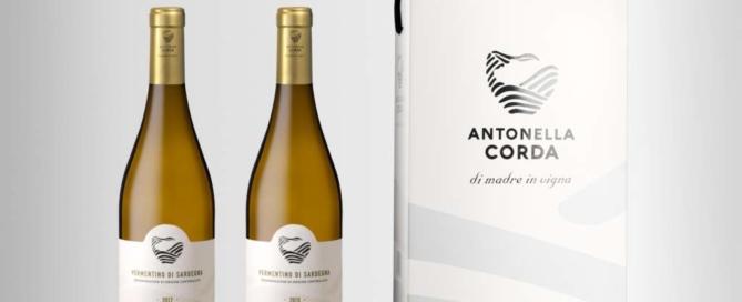 Antonella Corda: due annate di Vermentino per raccontare la sua Sardegna