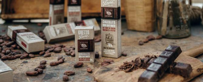 Cioccolato grezzo Leone, quello dal gusto unico ed indimenticabile!