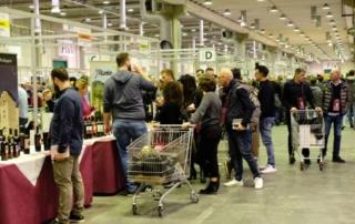 Mercato dei vini FIVI: il vino è l'impronta del vignaiolo