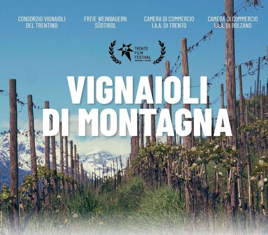 Vignaioli di Montagna: a Bologna vino di montagna e cinema si raccontano