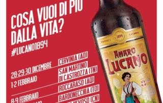 Amaro Lucano sarà lo sponsor del Vertical Winter Tour '20