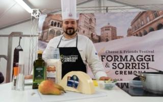 """""""Formaggi & Sorrisi, cheese & friends festival"""", seconda edizione a Cremona dal 17 al 19 aprile"""