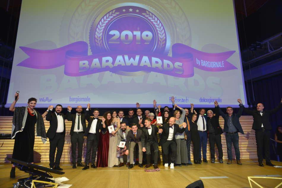 I premi di Barawards 2019