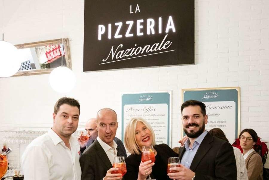 Pizzeria Nazionale a Milano: nuovo menù e drink di qualità con Campari Academy