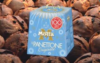 A Natale sulla tavola italiana insostituibile il Panettone Motta!