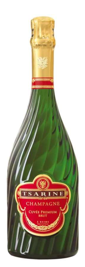 """""""TSARINE""""lo champagne di Branca"""