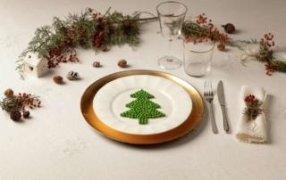 Sulla tavola delle feste i Pisellini Primavera in originali ricette