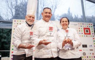 Sal De Riso vince il trofeo Artisti del Panettone