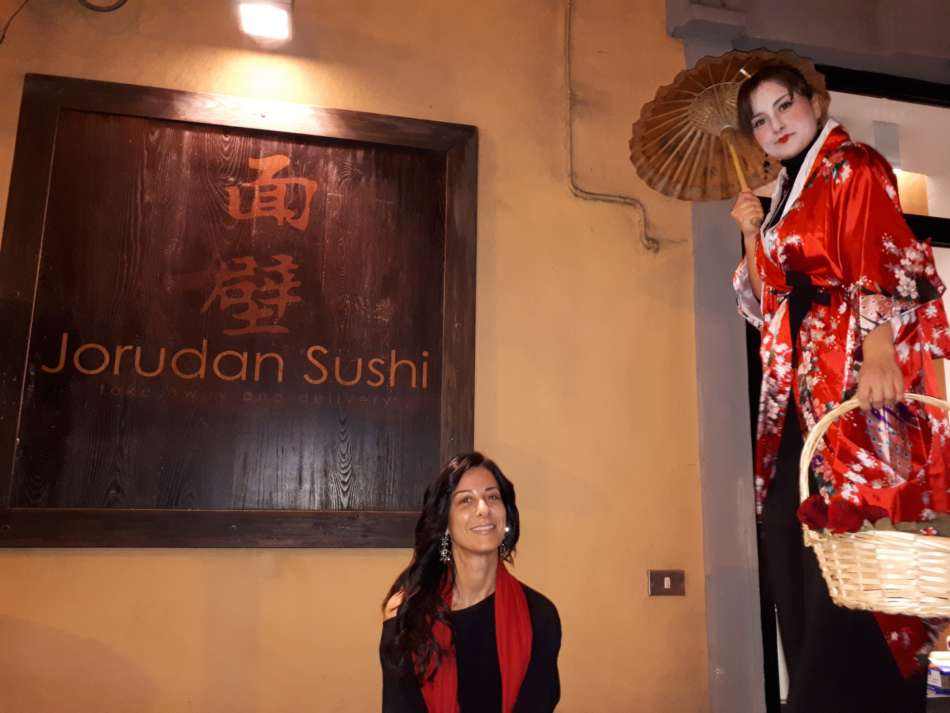 Il Giappone nel take-away partenopeo nel Jorudan Sushi