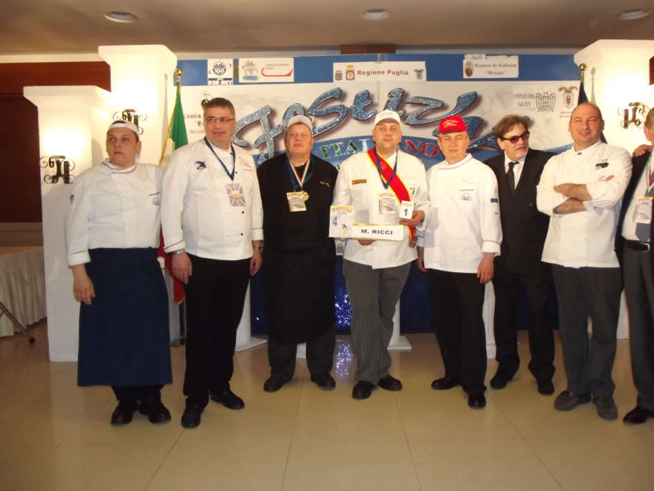 Ai nastri di partenza il Festival italiano della cucina con la cozza tarantina