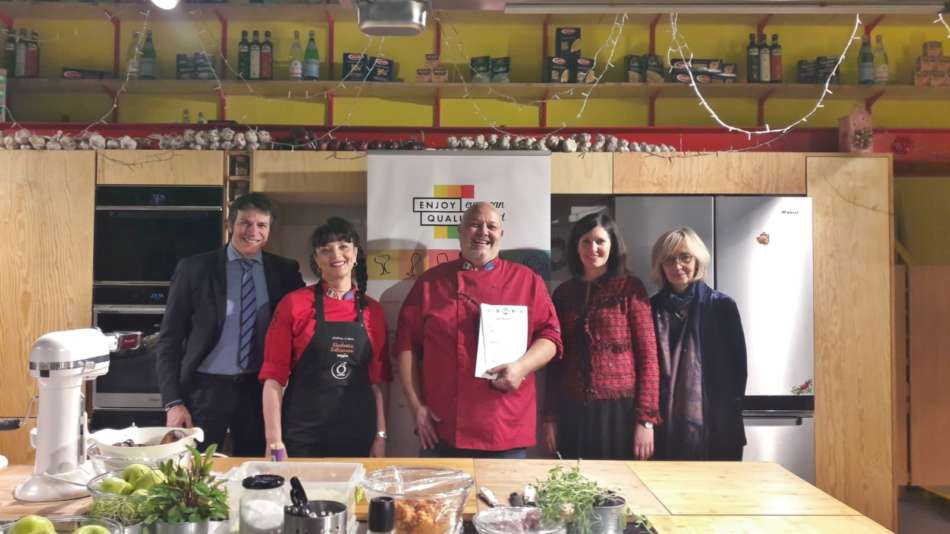 EEQF, va avanti il progetto sul cibo europeo di qualità con l'Italia protagonista
