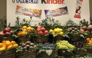 Kinder Yogurt'IN e Kinder Pinguì Ciliegia: i nuovi snack freschi e golosi