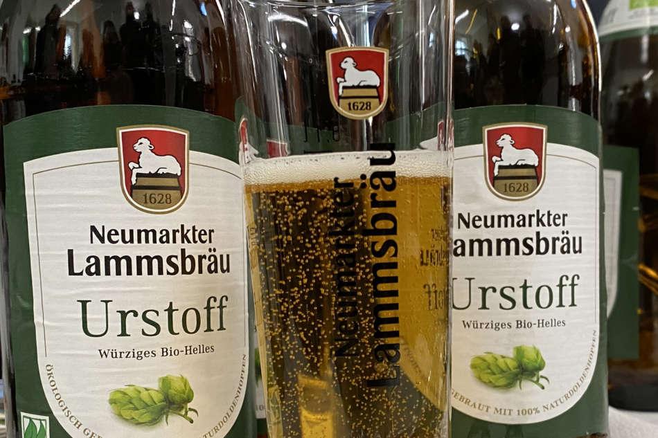 Una storica birra bavarese, rigorosamente BIO