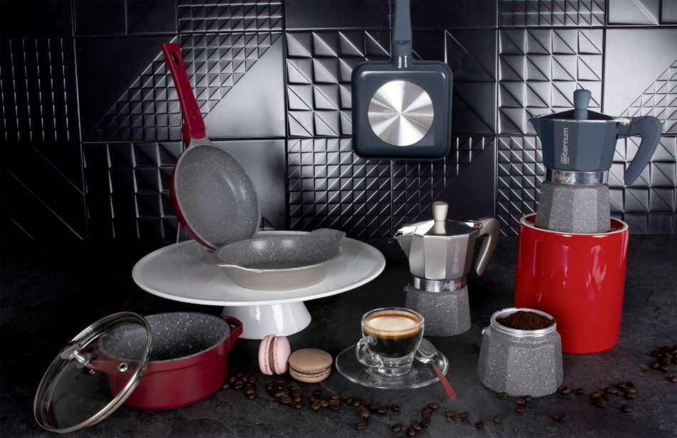 Aeternum lancia la nuova linea di accessori da cucina Metropolis