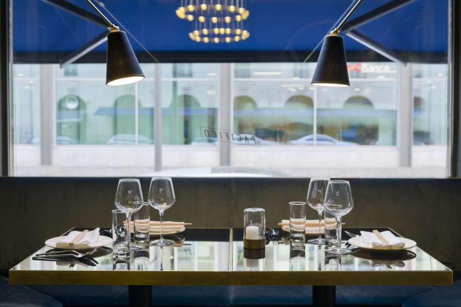 Pranzo al ristorante Pacifico: qualità e gusto!