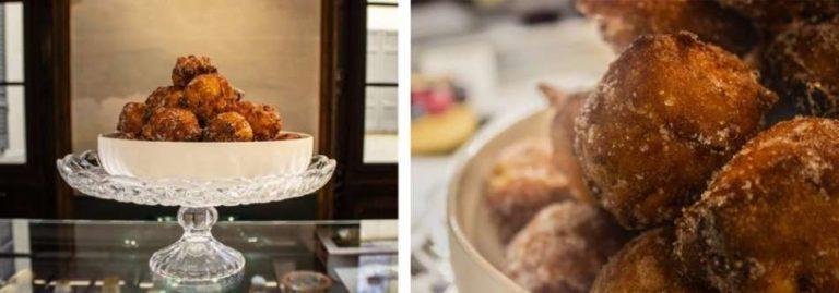 Pasticceria Veleno: ecco la ricetta delle frittole Veneziane