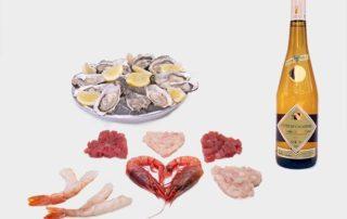 I love Ostrica lancia per San Valentino una Special Edition, la box Oyster Passion