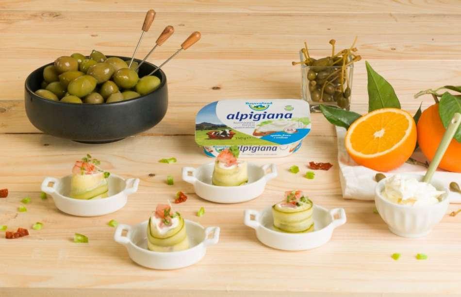 Con Alpigiana di Bayenrland aperitivo pronto in pochi minuti!