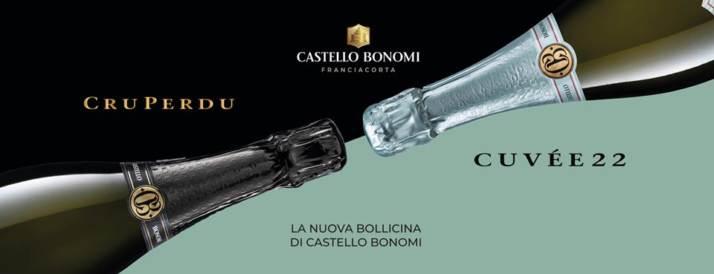 Castello Bonomi presenta la nuova Cuvée 22 dedicata a tutti gli amanti del vino di qualità