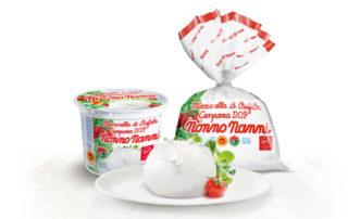 La Mozzarella di Bufala Campana D.O.P. di Nonno Nanni è Prodotto dell'Anno 2020