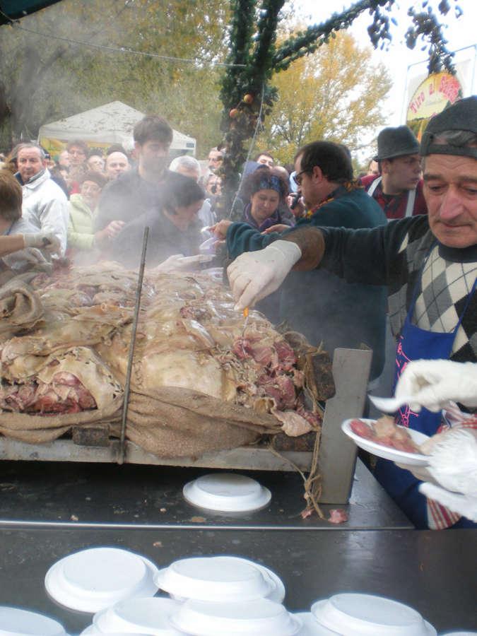 NOVEMBER PORC 2020: nella Bassa Parmense la celebrazione ... del maiale!