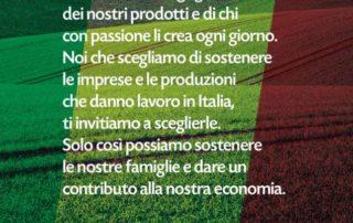 """Pam Panorama: """"Insieme a te per l' Italia"""" sostiene il Made in Italy"""