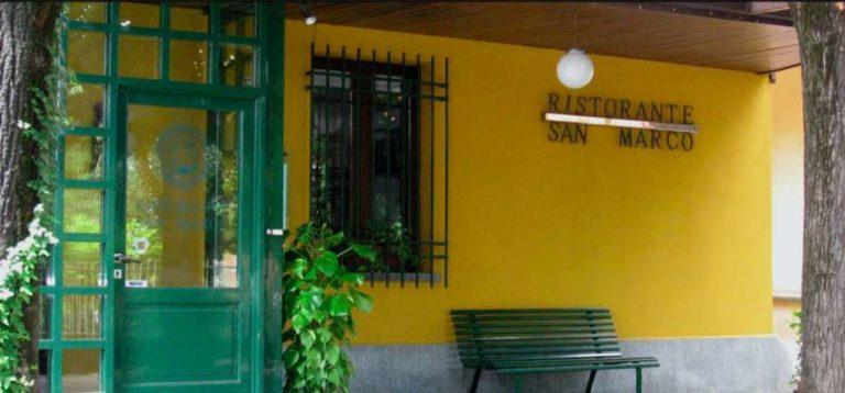 San Marco, storico ristorante a Canelli e il suo percorso goloso