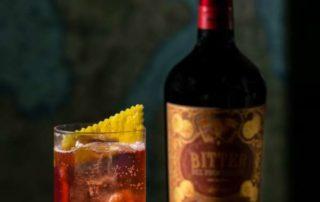 CHERRY BOMB, un drink facile da fare anche a casa con prodotti acquistabili online