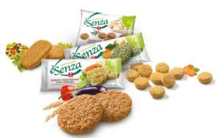èSenza, la gustosa linea vegetariana di KOCH!
