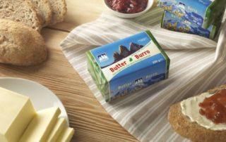 Burro Dobbiaco di Latteria Tre Cime, prodotto genuino gustoso